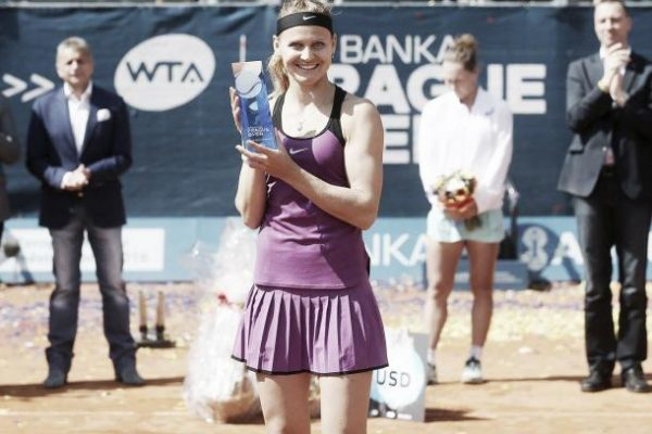 Lucie Safarova makes a stunning comeback with a 7th WTA title in Prague