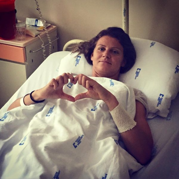 Lucie Safarova breaks into the top 5 while she is hospitalised for an infection