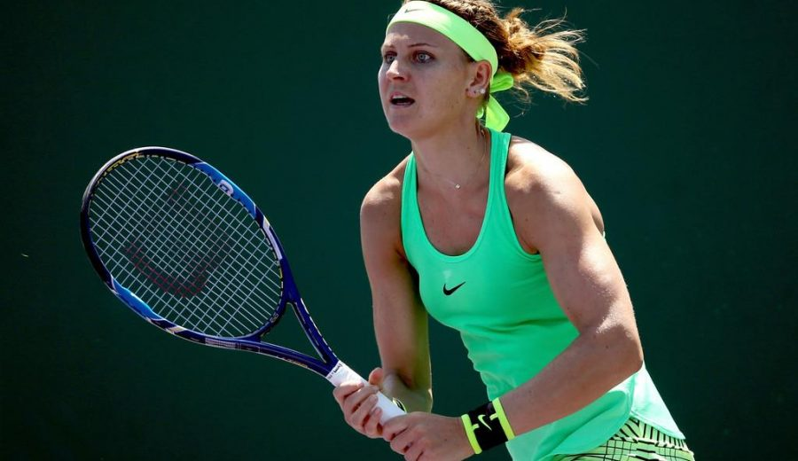 Lucie reached the quarterfinals of Miami Open for the first time of her career