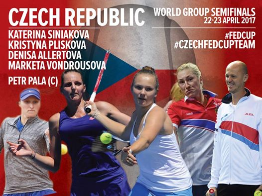 Lucie Safarova will not play the Fed Cup semifinals against the USA
