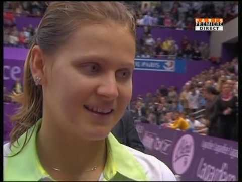 Fan story shared by Quentin, 21 years old (Belgium), Fan of Lucie Safarova.