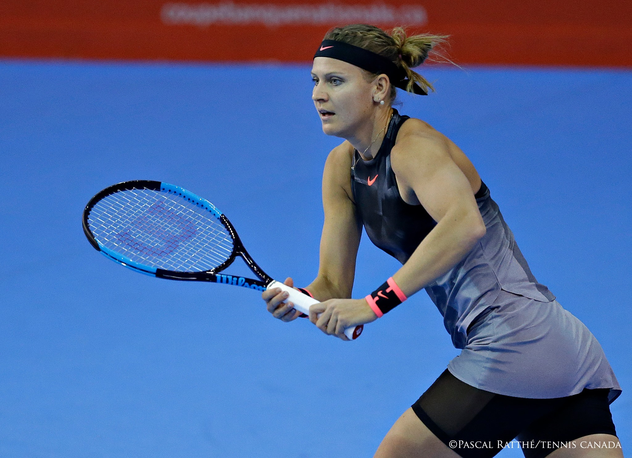 Lucie Safarova loses to Babos in Quebec semifinals