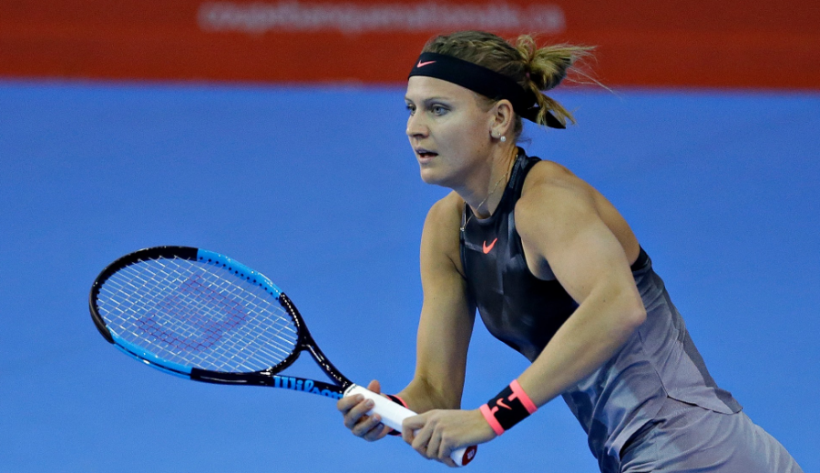 Lucie loses to Babos in Quebec semifinals