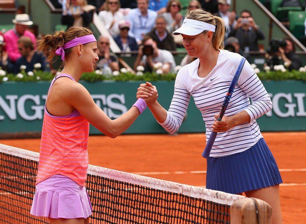 "Fans Corner: ""Lucie is the greatest role model for anybody who plays tennis"""