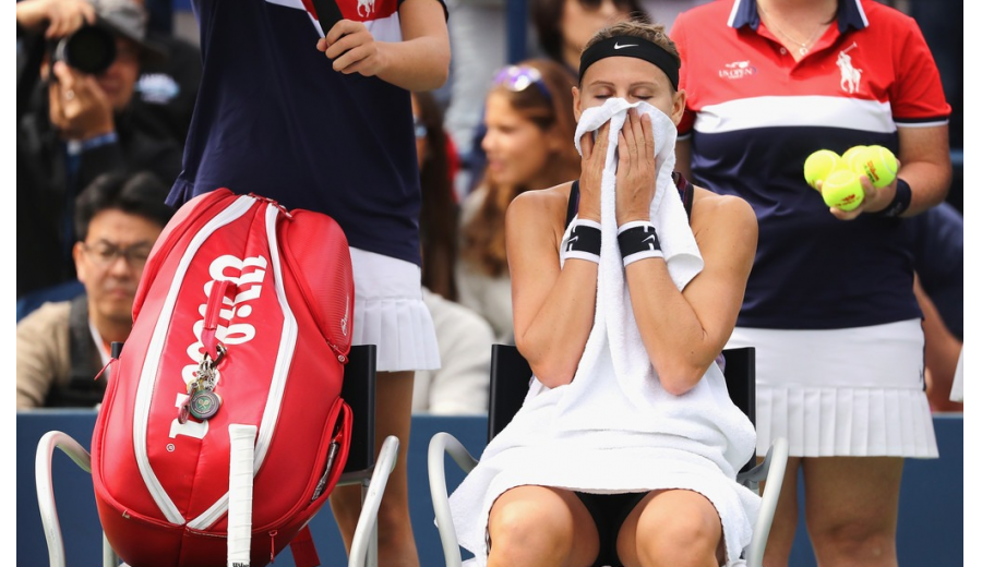 Lucie Safarova ends her season prematurely