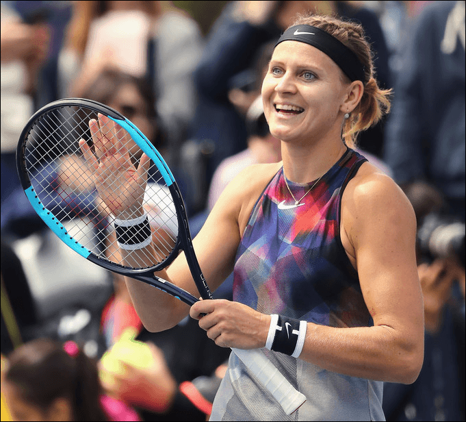 """Fans Corner: """"Lucie Safarova is a combination of power and grace"""""""