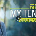 Lucie Safarova - My tennis life episode 1: don't let coach rob do the dishes