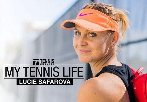 "Get an inside look of Lucie Safarova's 2018 season with ""My tennis life"""