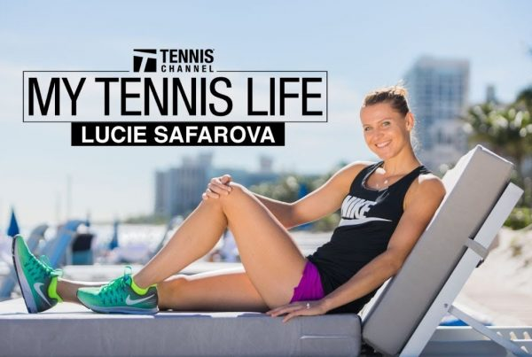 "#MyTennisLife episode 5 - Lucie Safarova: ""Go Team Czech"""