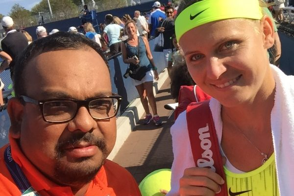 """Fans Corner: """"Lucie Safarova has a heart full of gold personality"""""""