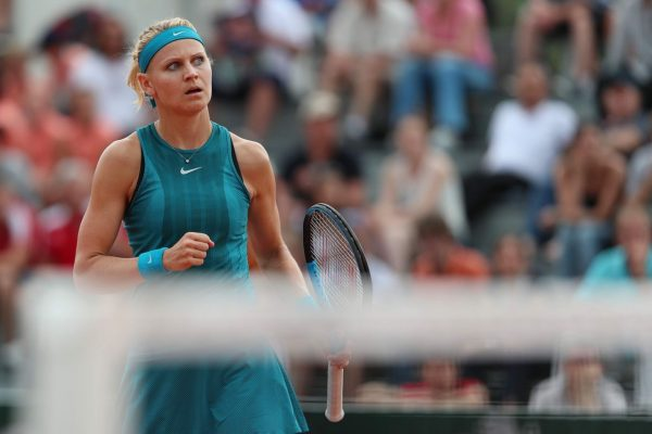 Exclusive interview with Lucie Safarova