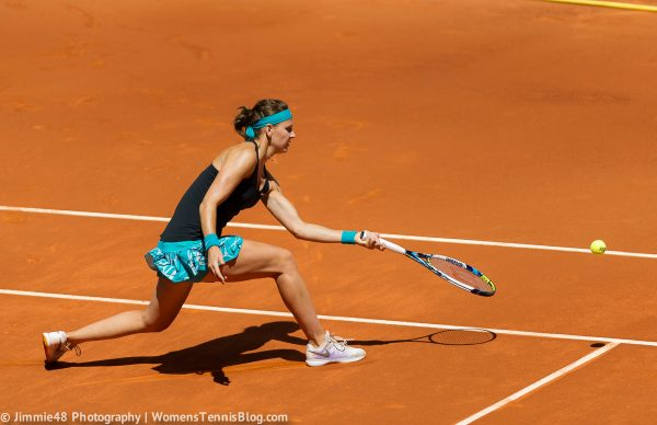 Lucie Safarova will face her good friend Barbora Strycova (#WTA 18) in the first round of Madrid Open