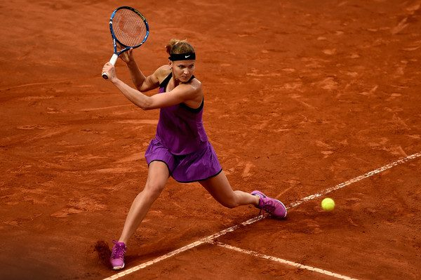 Lucie Safarova will play in Rome next week for her last tournament on clay, before the French Open. She is facing a tough draw as she will meet
