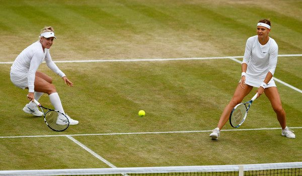 Wimbledon was simply a nightmare for Team Safarova. My thoughts first go to Bethanie Mattek-Sands as her run in Wimbledon was brutally stopped by a serious knee injury