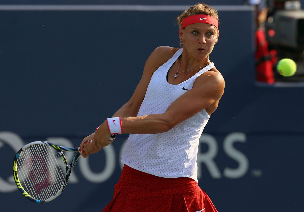 Lucie Safarova will compete at the Rogers Cup in Toronto. She'll meet home favourite Francoise Abanda in the first round. As for doubles, Lucie will team up with Barbora Strycova