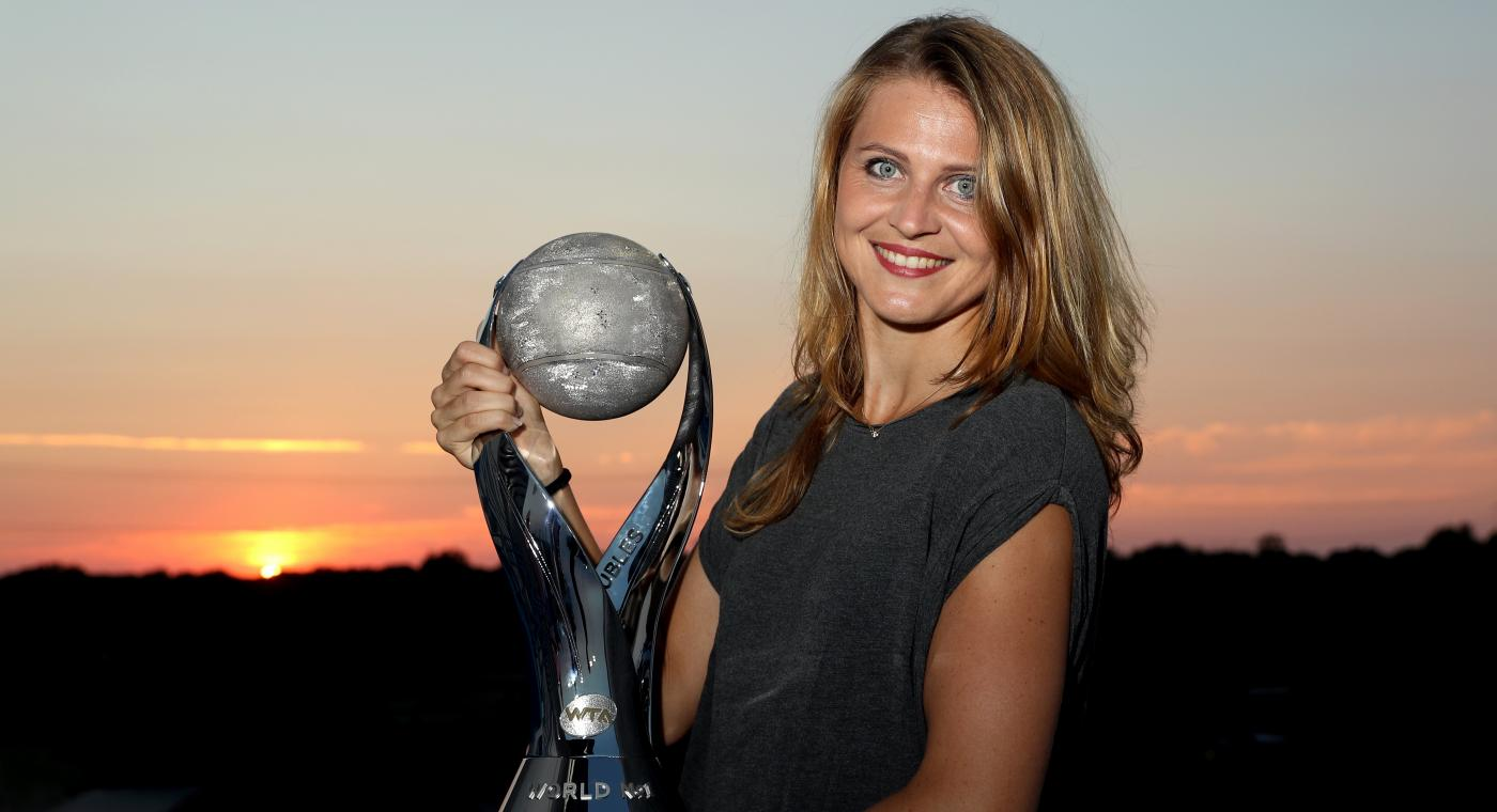 Lucie interviewed by the WTA Podcast on becoming No 1