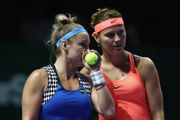 Lucie Safarova has also withdrawn from Beijing, she is not yet fit to play.