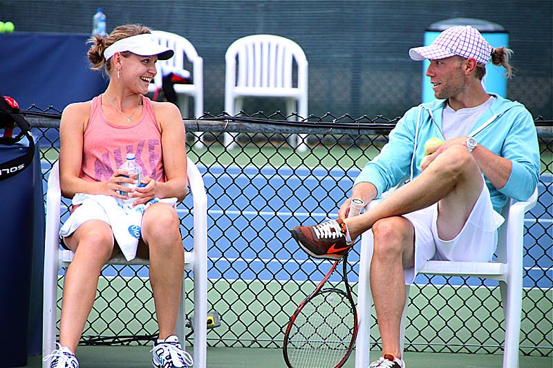 Rob Steckley back on #TeamSafarova as full time coach