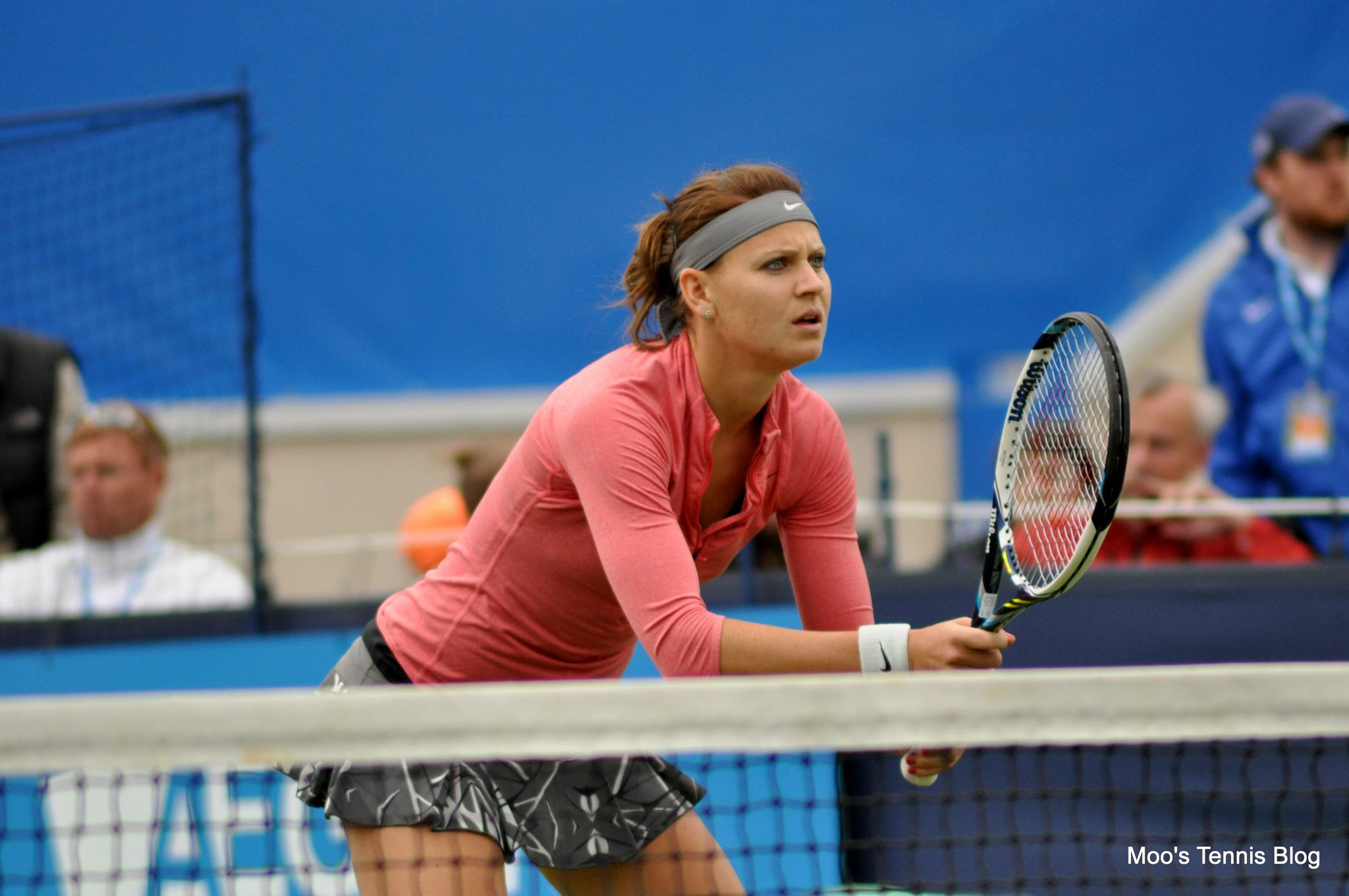 "Fans Corner: ""Lucie Safarova is so much fun to watch"""