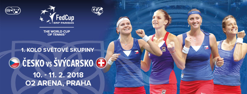 Lucie Safarova nominated for the Czech Fed Cup Team against Switzerland