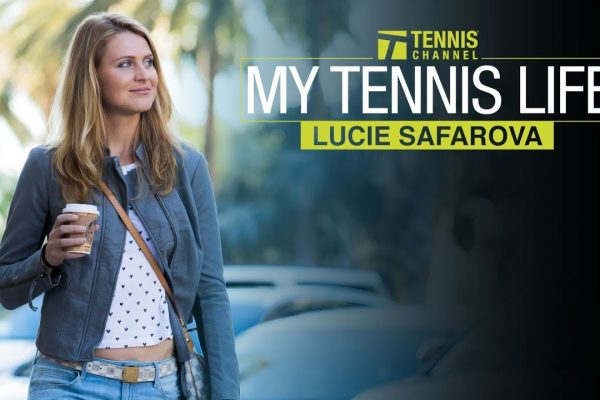 In the latest episode of #MyTennisLife, Lucie Safarova surprises a little girl who wants to become a professional tennis player.