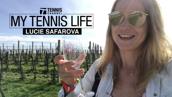 "This week, in ""My tennis life"", you get to meet Rocky, Lucie Safarova's dog"