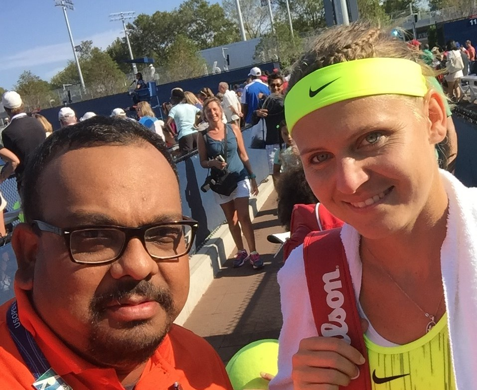 """Fans' Corner: """"Lucie Safarova has a heart full of gold personality"""""""