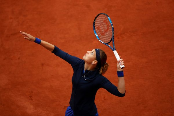 Lucie Safarova returns to the competition in Strasbourg