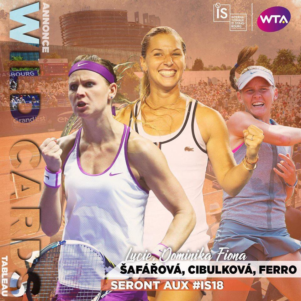 Lucie Safarova is returning to the competition and got a wildcard for Strasbourg