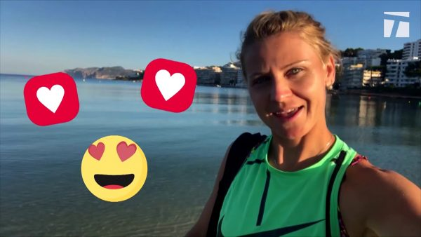 "#MyTennisLife ep. 21 ""Beautiful Mallorca"""